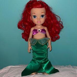 The little mermaid doll